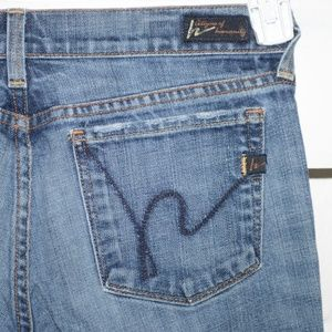 Citizens of humanity womens Dita jeans size 26 S
